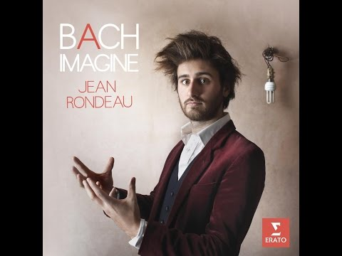 Jean Rondeau plays Bach's Chaconne on harpsichord for his debut album IMAGINE