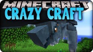 Minecraft Mods - CRAZY CRAFT 2.0 - Ep # 145 'MONSTER INTERVIEWS!' (Superhero / Orespawn Mod)