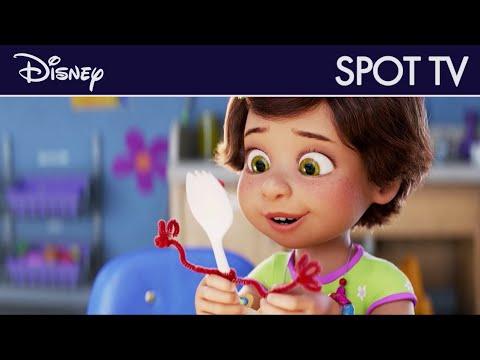 Toy Story 4 - Spot TV :