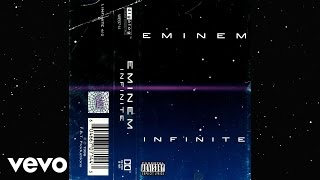 The remastered title track from Eminem's debut album is now available digitally for the first time ever. Click here to stream or download it now: https://infinite.lnk.to/eminem When 'Infinite' was originally released in November of 1996, it sold out of all 500 pressed copies and the album still is not commercially available today. In addition, a 10-minute documentary short, 'Partners In Rhyme,' is also available now and features never-before-seen footage of Marshall Mathers in his early years when he was doing open mic nights in Detroit and recording at the Bass Brothers studio. Watch it here: http://smarturl.it/eminem_doc