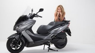 7. WATCH NOW -  2017 KYMCO X TOWN 300 Review