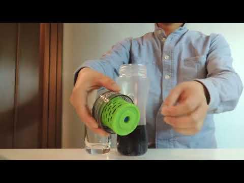 NASA最新科技,竟然把可樂變成透明的!