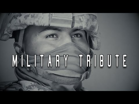 "Military Tribute - ""Tribute to Fallen Soldiers"" (2020)"
