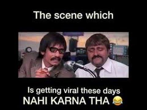 Dhamal comedy scene