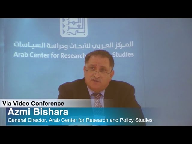A Framework for Democracy in the Arab World – Azmi Bishara