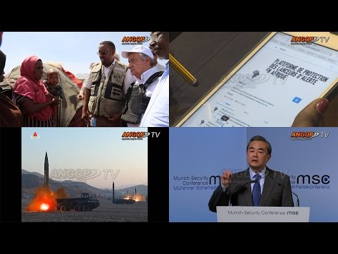 International Highlight - UN Chief pleads for aid to avert Somali famine