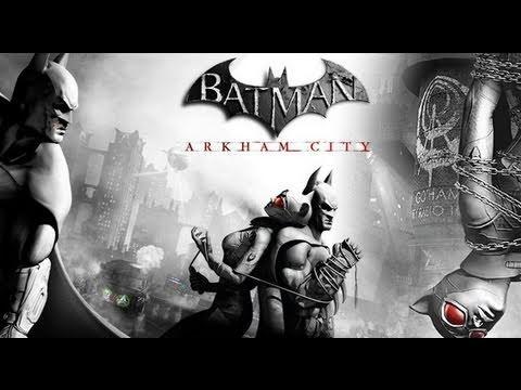 preview-Batman: Arkham City - Riddler & Catwoman Details (IGN)