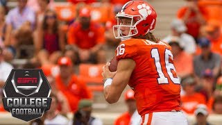College Football Highlights: No. 2 Clemson routs Georgia Southern 38-7   ESPN