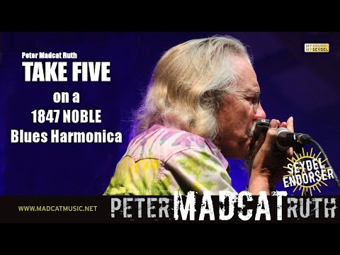 Peter Madcat Ruth - Take Five