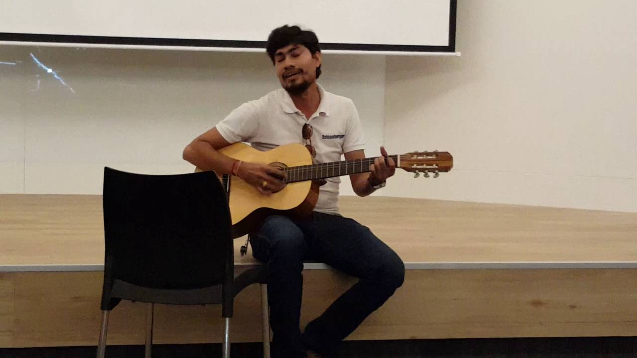 Mashup Old-New Bollywood Songs on Guitar