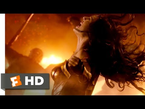 Wonder Woman (2017) - Steve Trevor's Sacrifice Scene (9/10) | Movieclips