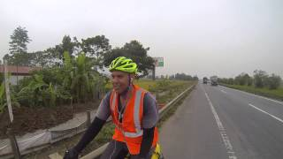 Bac Giang Vietnam  city photos gallery : Vegan Bicycle Touring, Vietnam, Hanoi to Bac Giang, Vlog #49