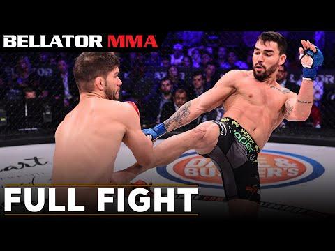 Bellator MMA: Patricky Pitbull vs. Josh Thomson FULL FIGHT