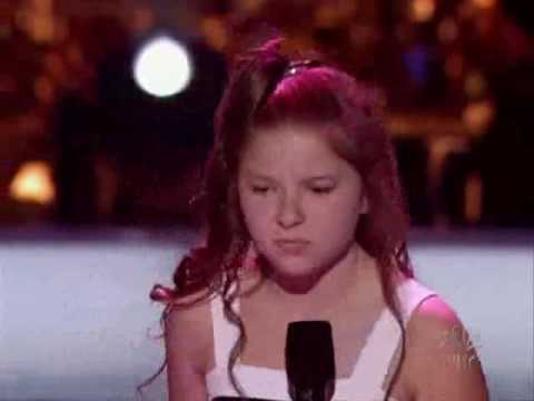 bianca - Bianca's first appearance on AGT 2006.