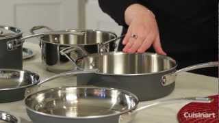 MultiClad Unlimited™ 2 Quart Saucepan Demo Video Icon