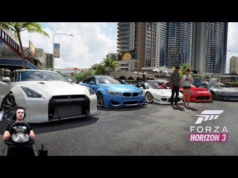 Райская Австралия! Лучшая гонка года!  Прохождение Forza Horizon 3