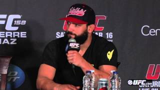 UFC 158: Post-Fight Presser Highlights