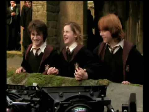 Harry Potter Bloopers 3