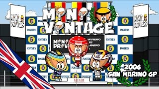 MiniVintage, the only place where you can enjoy the races from 2000 to 2009 as you've never seen before. Classic duels, polemics, and races that all of us wa...