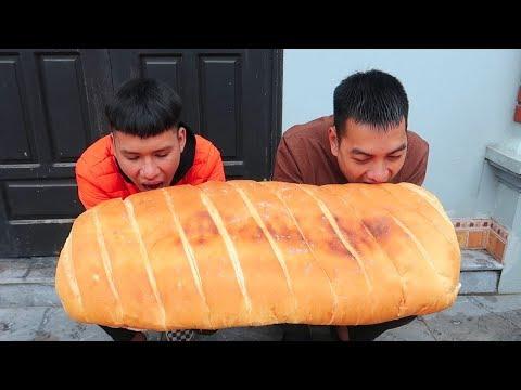 Hữu Bộ | Làm Chiếc Bánh Mì Kẹp Pate Khổng Lồ To Nhất Việt Nam - Thời lượng: 15:54.
