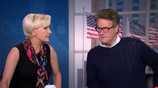 =Morning Joe co-hosts Mika Brzezinski and Joe Scarborough on the race for the White House