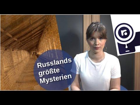 Russlands größte Mysterien