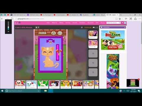 GGG  Kitty Recue (видео)