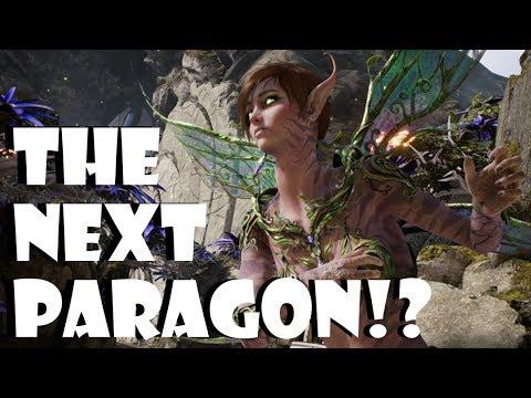 Will This Be Paragon 2.0!? @VisionaryGames