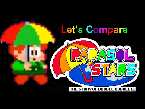 parasol stars game boy review