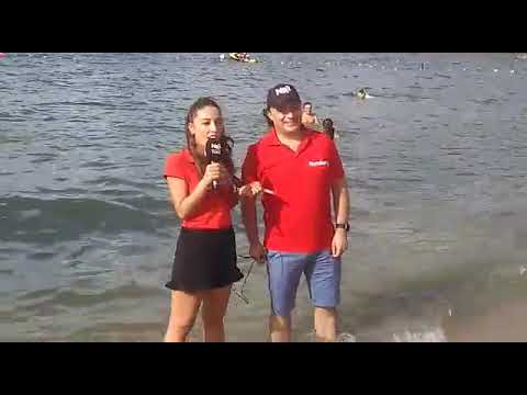Number1 milyon beach fest'te her koşulda yayina devam ediyor :) (видео)