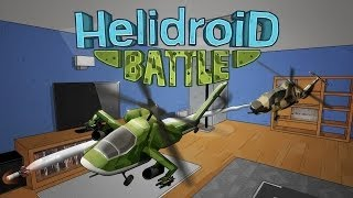 Helidroid Battle: 3D RC Copter YouTube video