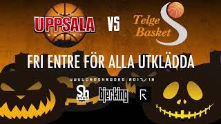 Hallowen match i Uppsala