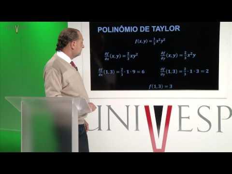 Cálculo e Geometria Analítica - aula 12 - Polinômio de Taylor