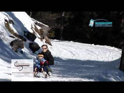 Skiing area Rosskopf/Monte Cavallo