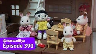 Video Kisah Keluarga Kelinci Acakadul! Feat. Cican dan Princess Aurora MP3, 3GP, MP4, WEBM, AVI, FLV Januari 2019