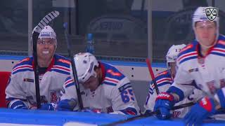 SKA 5 Severstal 0, 18 September 2018