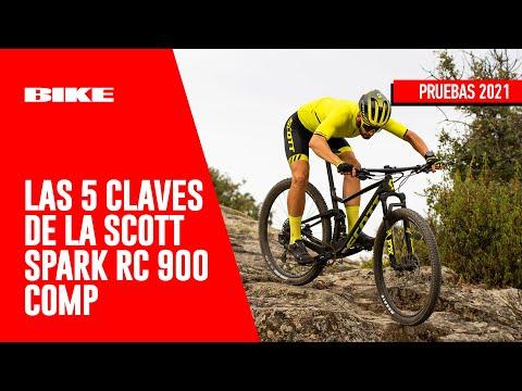 BIKE Pruebas: Scott Spark RC 900 Comp 2021