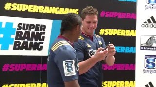 All eyes on 2016 Super Rugby | Super Rugby Video Highlights