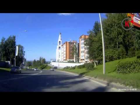 Поездка в Ханты-Мансийск 23 августа 2014 года