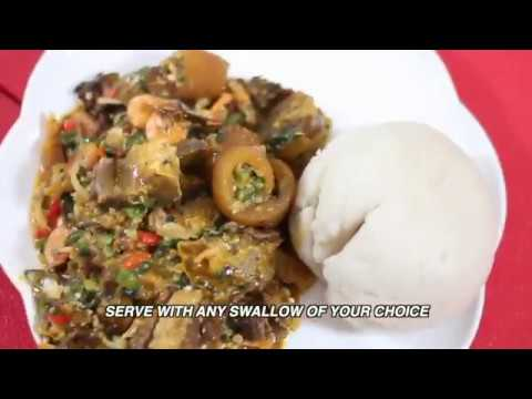 HOW TO COOK OKRA (ILA ASEPO) | SOUP RECIPE | NIGERIA DELICACY