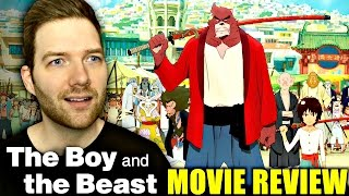 The Boy And The Beast   Movie Review