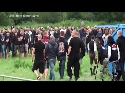 Neonazi-Konzerthochburg Themar: Rechtsrock spaltet di ...