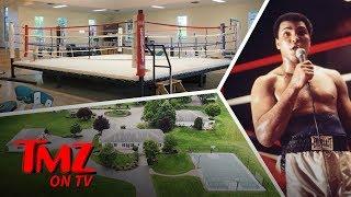 Video Muhammad Ali's Widow is Selling Fighter's Boxing Ring Farmhouse | TMZ TV MP3, 3GP, MP4, WEBM, AVI, FLV Juni 2018