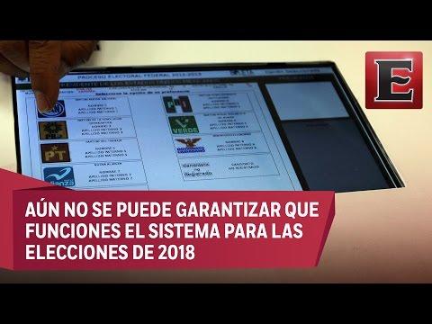 Voto electrónico de mexicanos en el extranjero