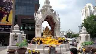 バンコク市内観光ガネーシャ