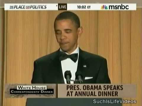 Obama Responds To Donald Trumps October 31st Deadline by Roasting him & Mitt Romney