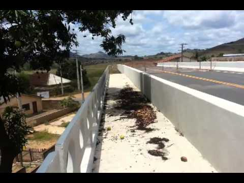 Ponte b. matadouro x b. frigorífico Itaperuna RJ