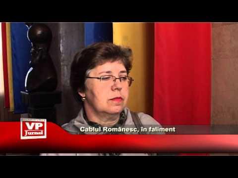 Cablul Românesc, în faliment