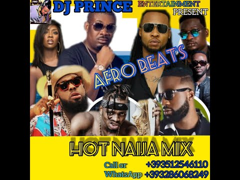 NEW NIGERIA VIDEO MIX JANUARY 2020 / DJ PRINCE/ FT NAIRA MARLEY, ZLATAN, JAY CILENS, DAVIDO, WIZKID