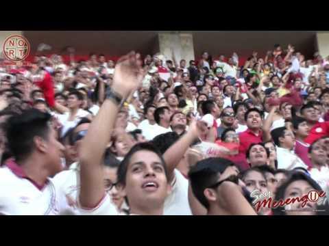 UNIVERSITARIO 3 vs A.Atletico 1 - Torneo Apertura 2016 - Trinchera Norte - Universitario de Deportes